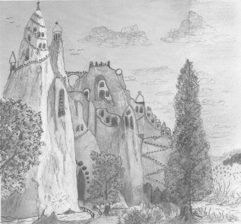 Höhlendorf Othronnas