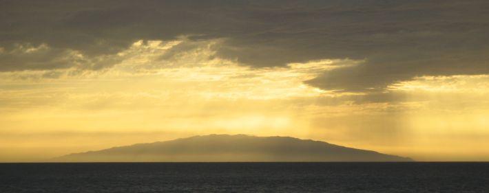 Strahlender Horizont